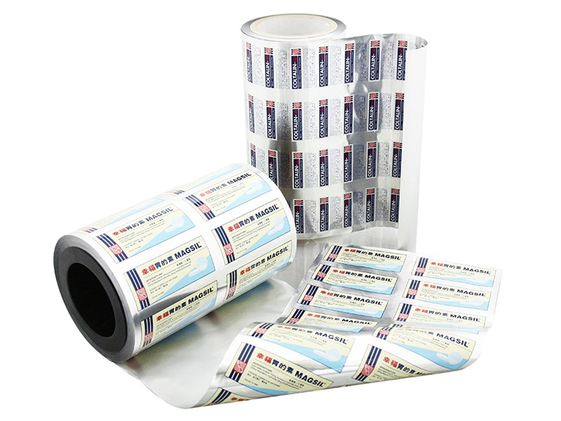 Various Automatic Packaging Films