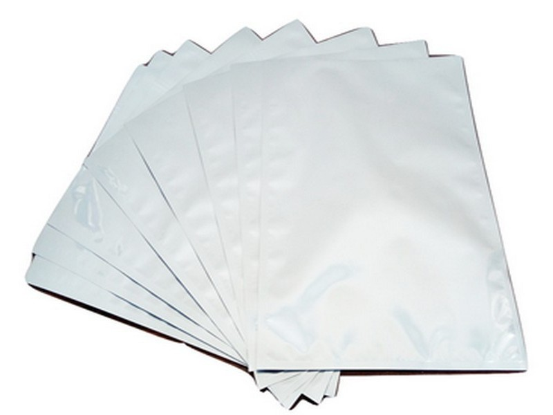 High anti-static metal bag for extremely dry environment